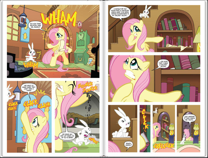MLP Micro-Series #4: Fluttershy (Preview 2)