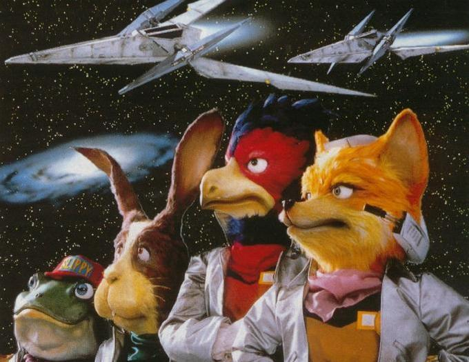 Old Starfox team