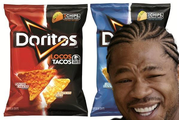 Doritos Locos Doritos Xzibit Yo Dawg