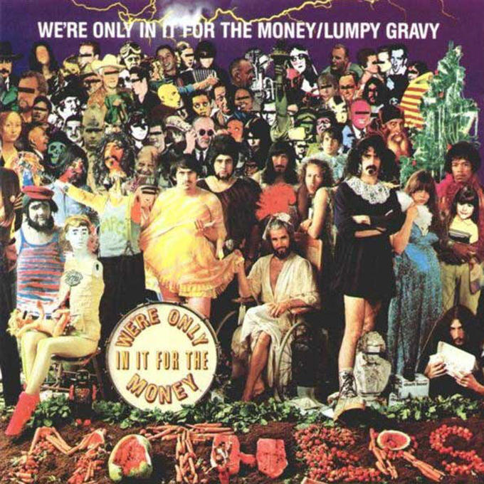 The Mothers of Invention - We're Only in It for the Money
