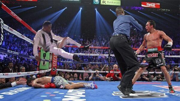 Miguel Be Wrasslin'