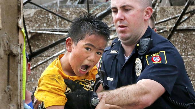 Rescuing Kids