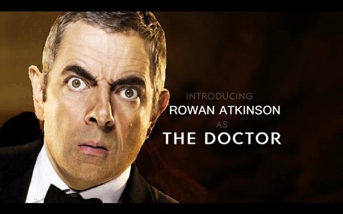 Introducing the Doctor: Rowan Atkinson
