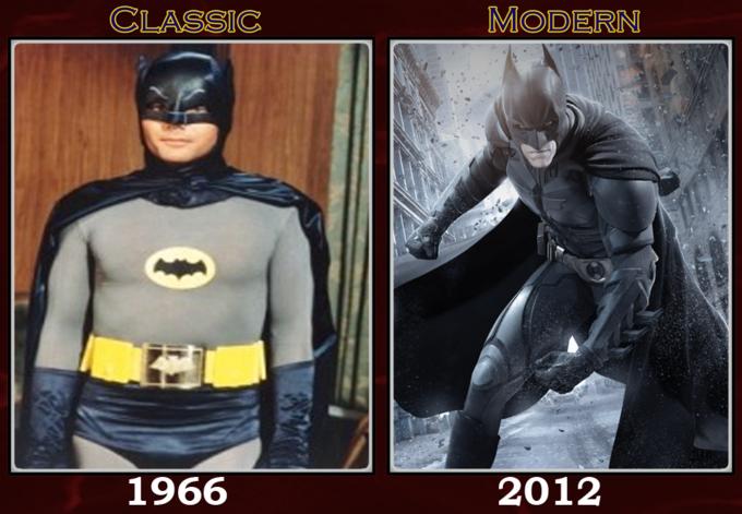 Movie Batman Enhanced