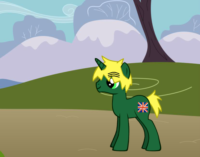 britain as a pony