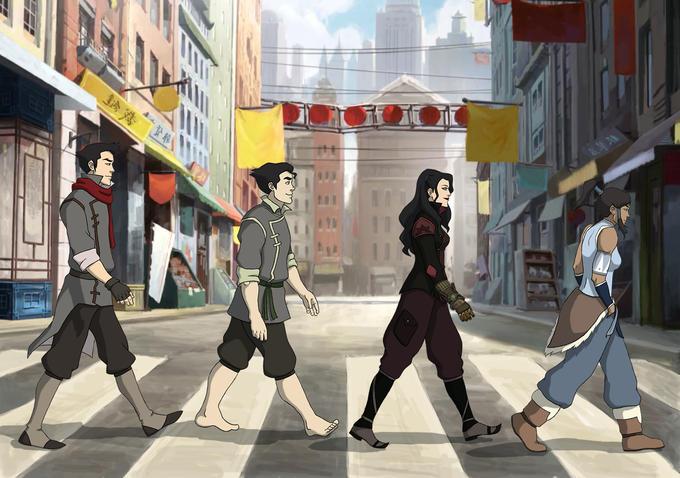 Avatar Road