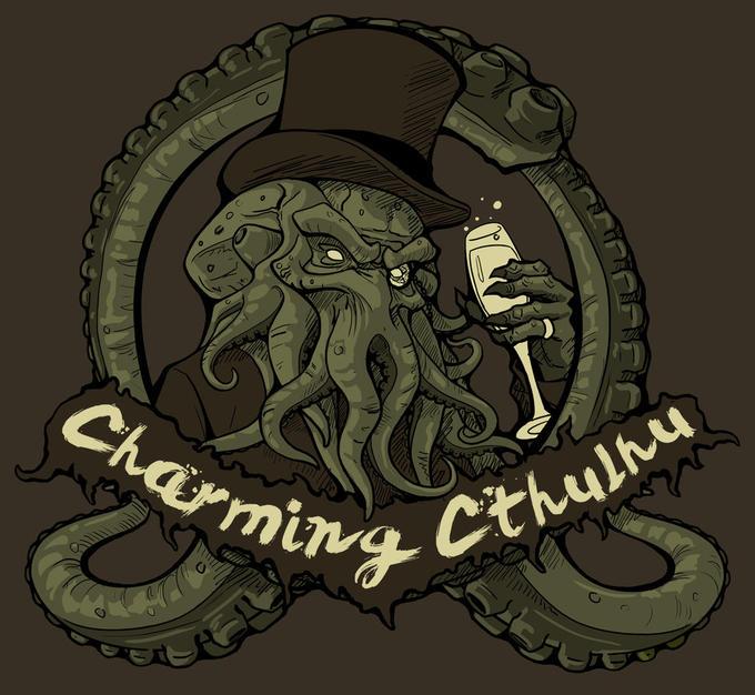 Charming Cthulhu by Tchukart