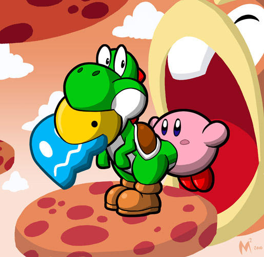 Videogames food chain