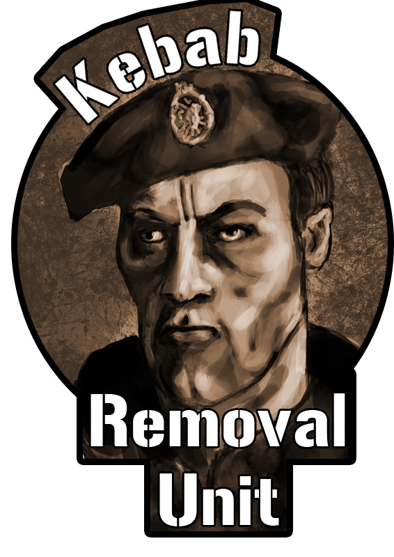 Kebab Removal Unit