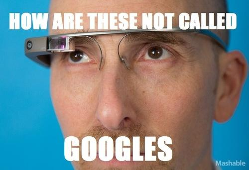 I want some Googles please