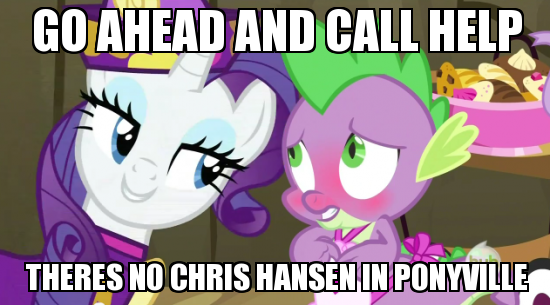 we need a pony hansen now