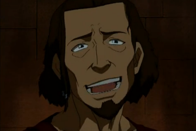 Best Facial Expression in the Show?