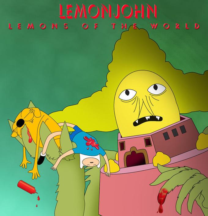 Lemonjohn News of the World