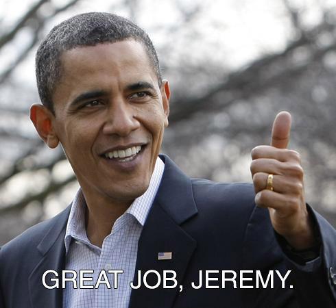 820 image 559262] great job jeremy know your meme