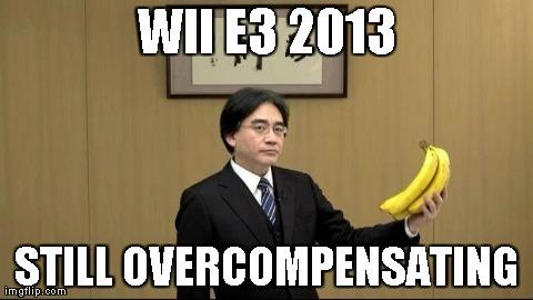 nintendo just bananas...