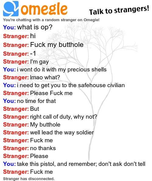 Civilian is a faggot