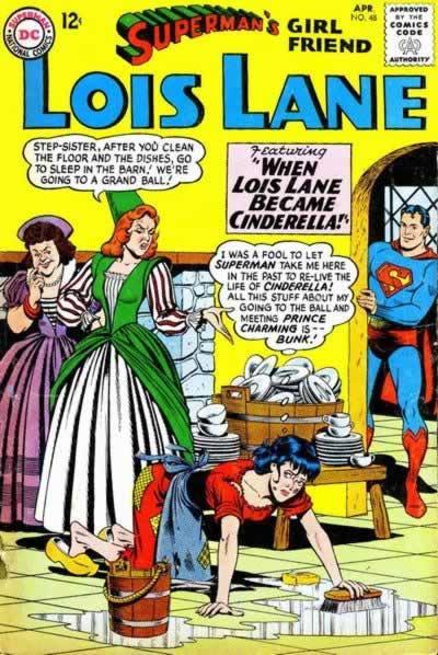 Superman the Dick.