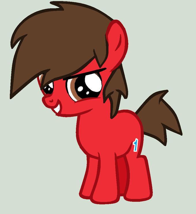 Villager Pony
