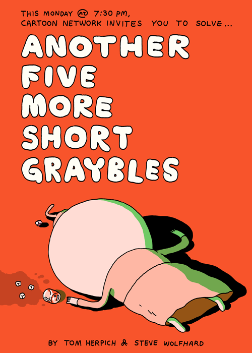 Another Five More Short Graybles Promo Art