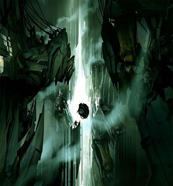Half-Life 3 Concept Art