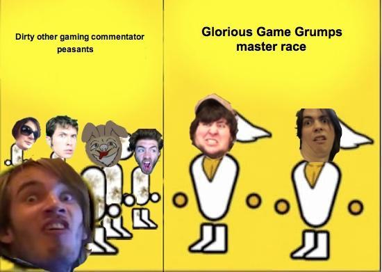 The True Master Race (Part Deux)