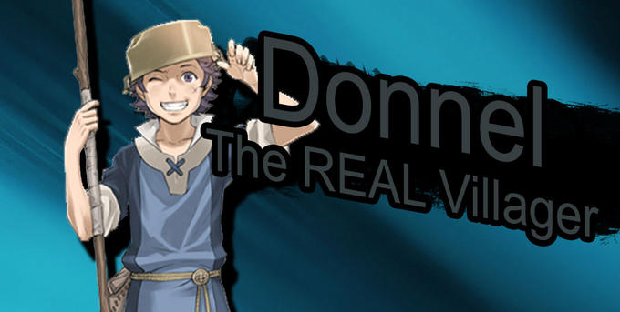 Donnel, The REAL Villager