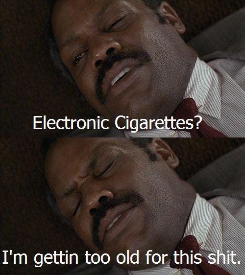 Electronic Cigarettes?