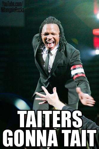 Michael Tait - Taiters Gonna Tait