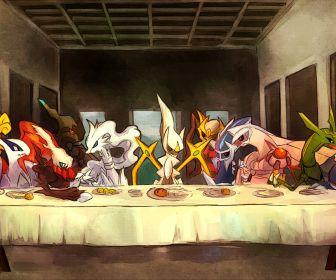 The Last Supper: Pokemon Edition