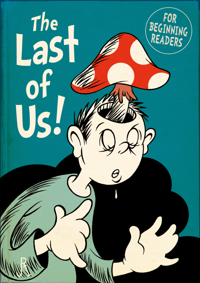 The Last of Us! (for beginning readers)