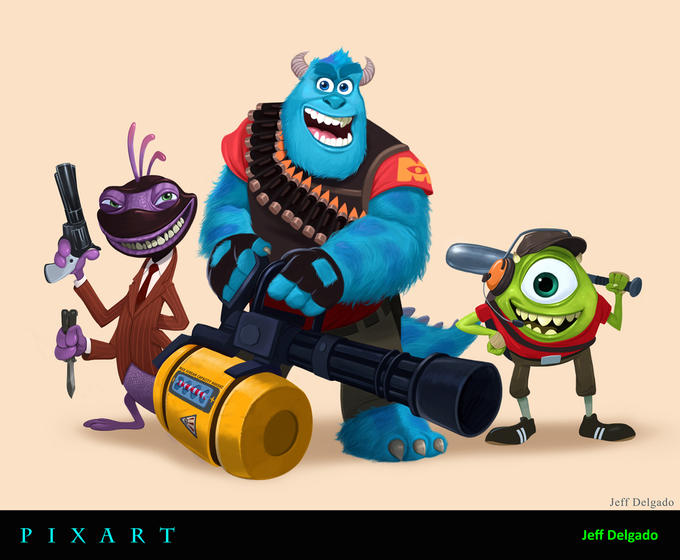 Monsters Fortress 2