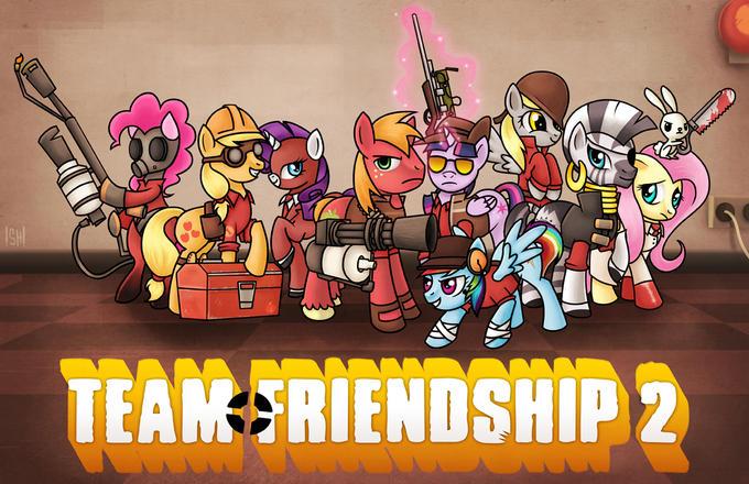 Team Friendship 2