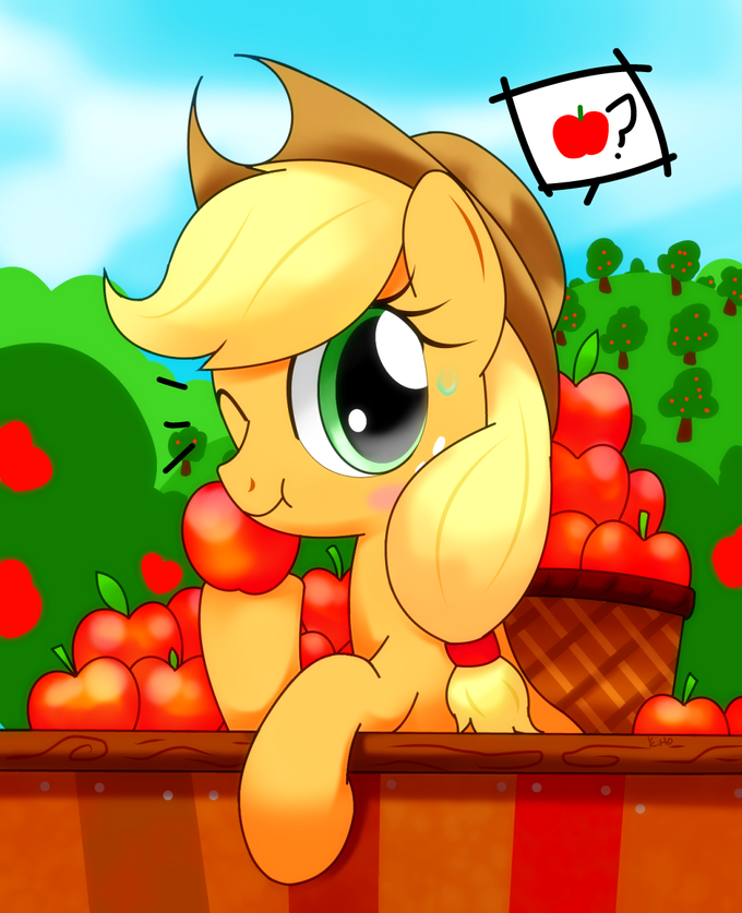 WanNa Apple?