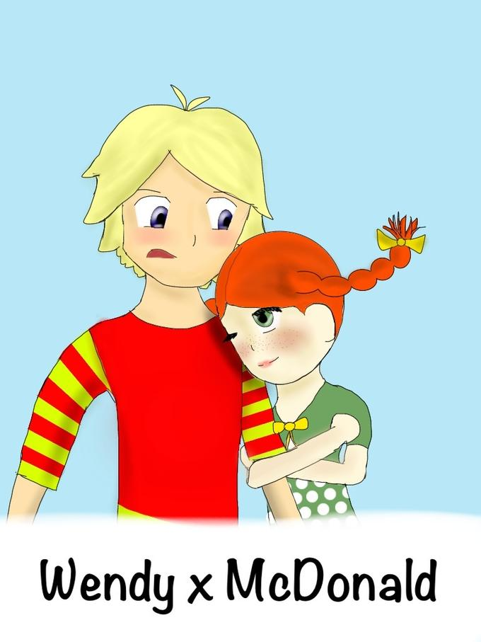 Wendy x McDonald