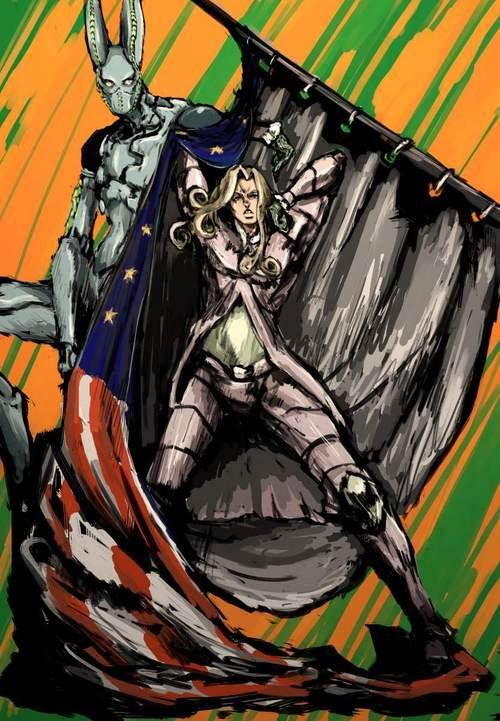 JoJou0027s Bizarre Adventure: All Star Battle Fictional Character