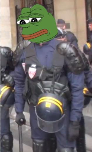 Sad Armored Jean-Frog