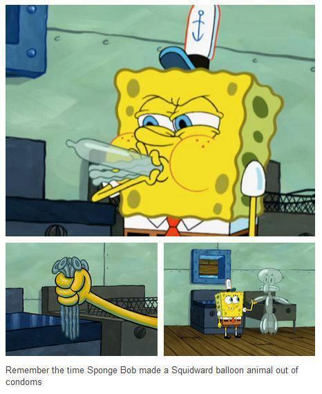 Oh, Spongebob. Whhyyyyy??