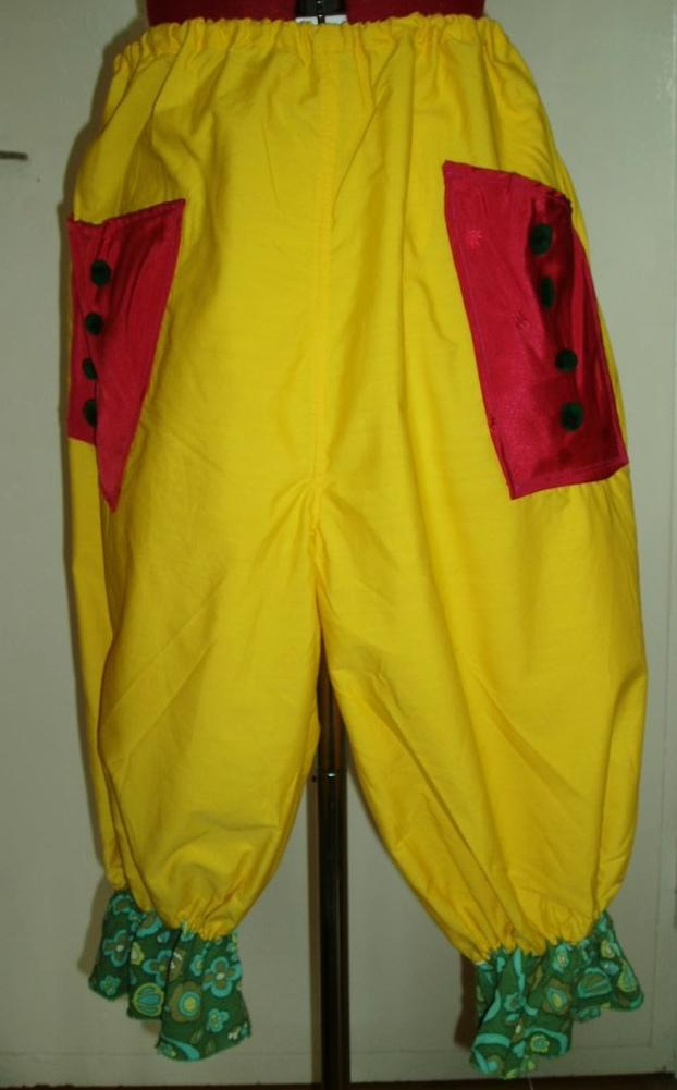 Clown Pants