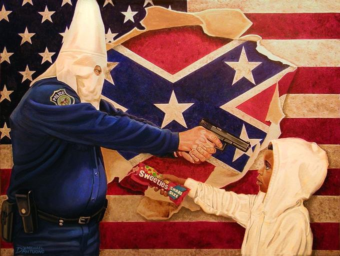 Trayvon Vs Zimmerman
