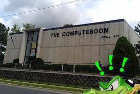 Vector founded the Computer Room?