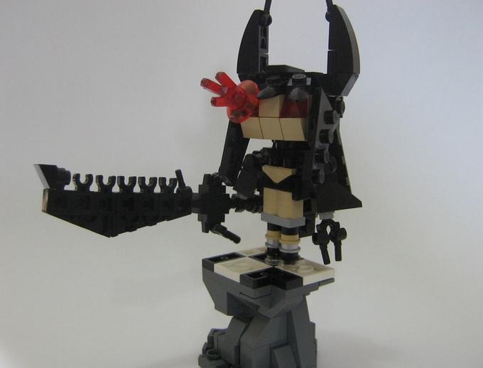 LEGO Black Gold Star