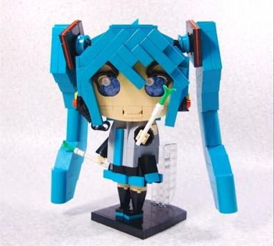 LEGO CUUSOO Mikudayo-