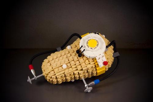 LEGO Potato GLaDOS
