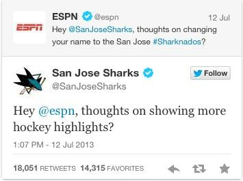 ESPN gets burned