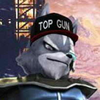 "Wolf O' Donnel ""Top Gun Hat"""
