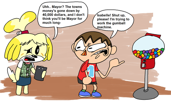 Crazy Mayor