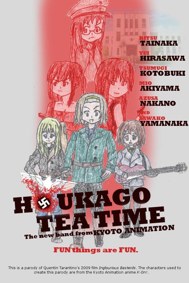 Inglourious Tea Time