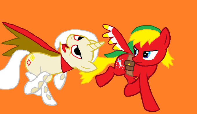 Pony Ghirahim annoying Pony Link