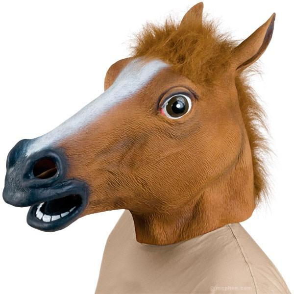 Horse Head Mask Know Your Meme