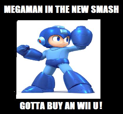 572 megaman in ssb4 know your meme,Funny Ssb4 Memes